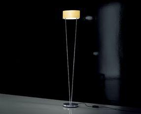 Vittoria TR1 lámpara of Floor Lamp 1x200W R7s ámbar Satin