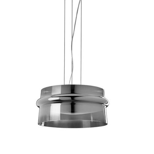 Aro s lamp Pendant Lamp 2gx13 white vt crist.cromatizzato