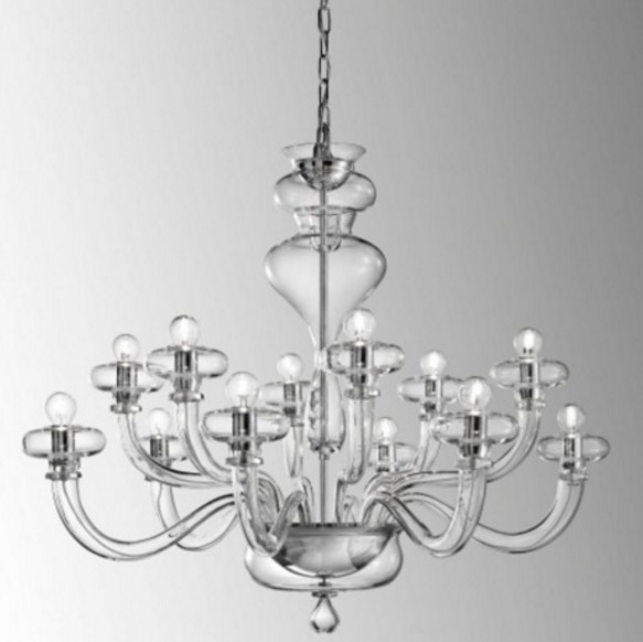 Boheme L12 Lamp Pendant Lamp Glass