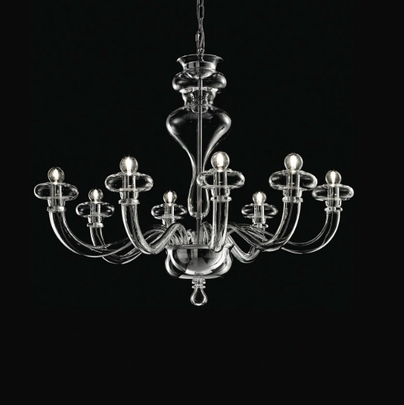 Boheme L8 Lamp Pendant Lamp Glass