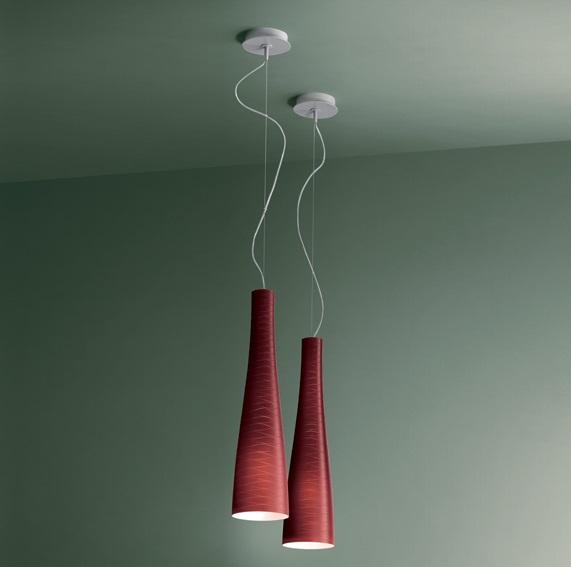 Class 60 Pendant Lamp Red