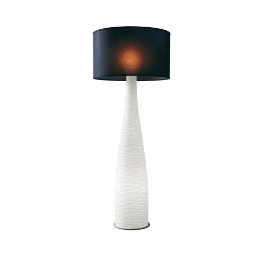 Class Plus lámpara of Floor Lamp Frame + Vidrio