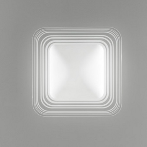 Cora 35 P PL Wandleuchte/Plafon platin