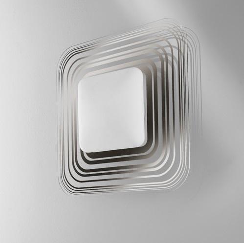 Cora 65 P PL Wandleuchte/Plafon platin