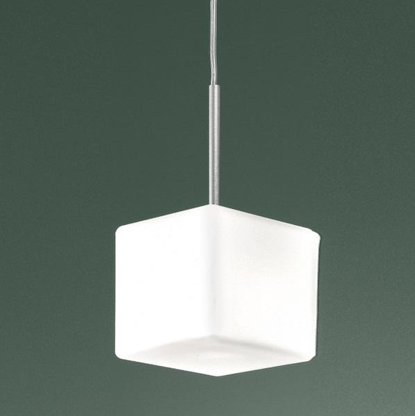 Cubi S 11 Pendant Lamp + Bulb white