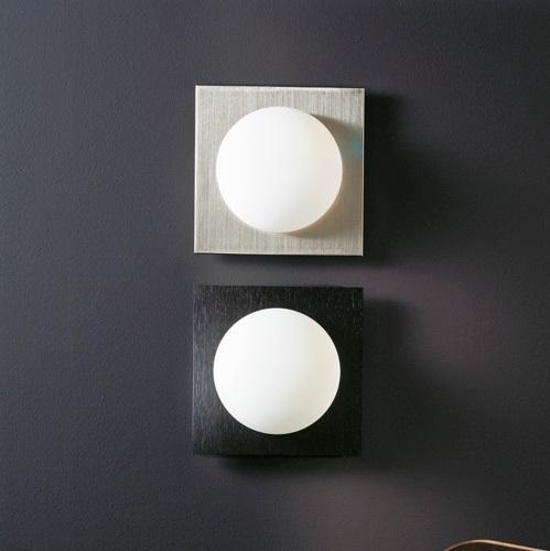 MiniGio P PL Aplique/Plafón blanco marco blanco P