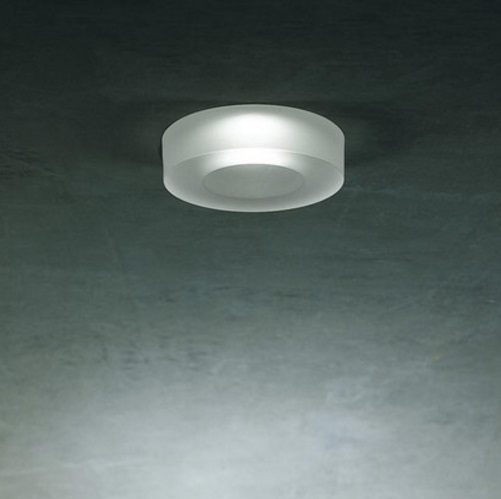Iside 2 Recessed Ceiling 1x50W GU 5.3 white Satin