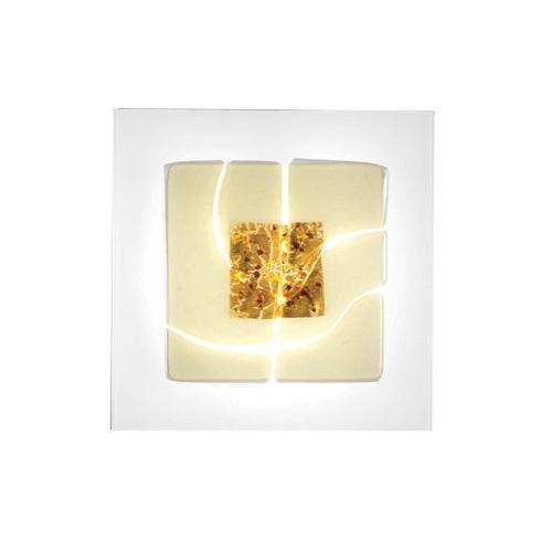 Laguna P35 Wall Lamp 2gx13 delta ambar