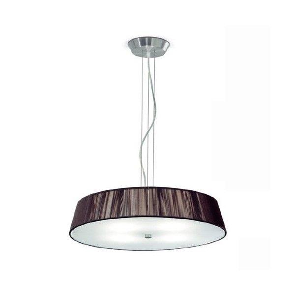 Lilith S Pendant Lamp 55 4x57W E27 Moka