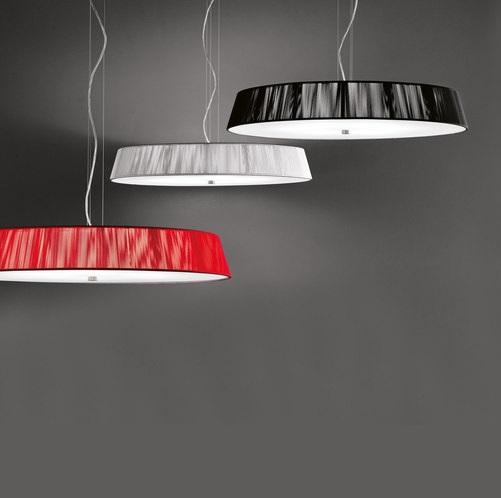 Lilith S Pendant Lamp 40 3x46W E14 Silver