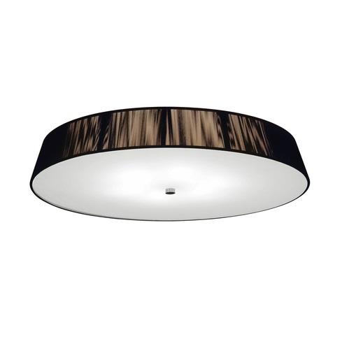 Lilith PL ceiling lamp 40 3x46W E14 Moka