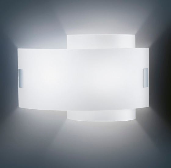 Metafisica Wall Lamp white