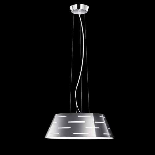 Mirage S Pendant Lamp mirror Satin Glass