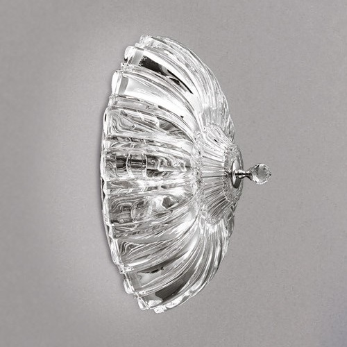 Pascale P 40 Wall Lamp 2x33W G9 Glass/Chrome