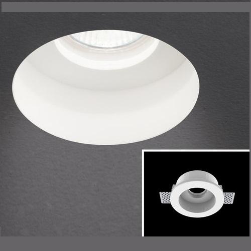 SD 087 F Recessed IN Tiza GU5,3 white