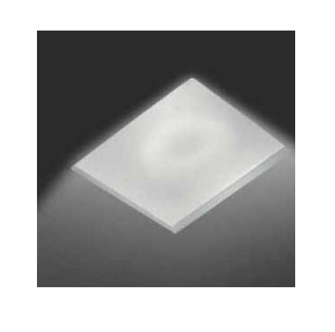 SD 081 N F Recessed Square GU5,3 white