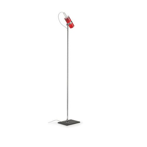Shaker TR lamp of Floor Lamp base metal lampshade net cable Transparent