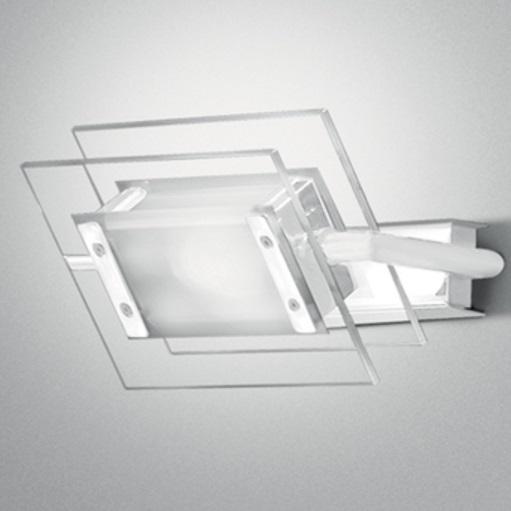 Trecentosessantagradi P-PL 120 Wall lamp/Plafon R7s white