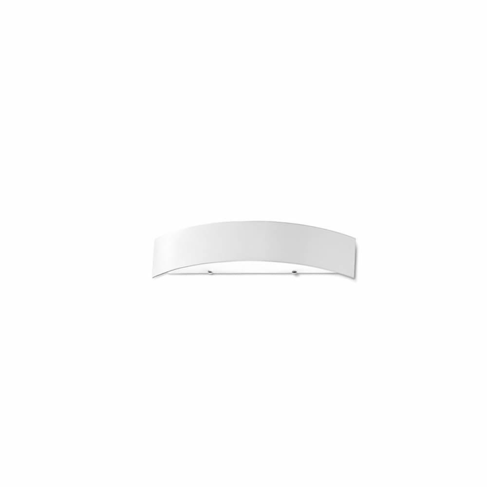 Curvé Wall lamp 40cm R7s 1x120w Nickel