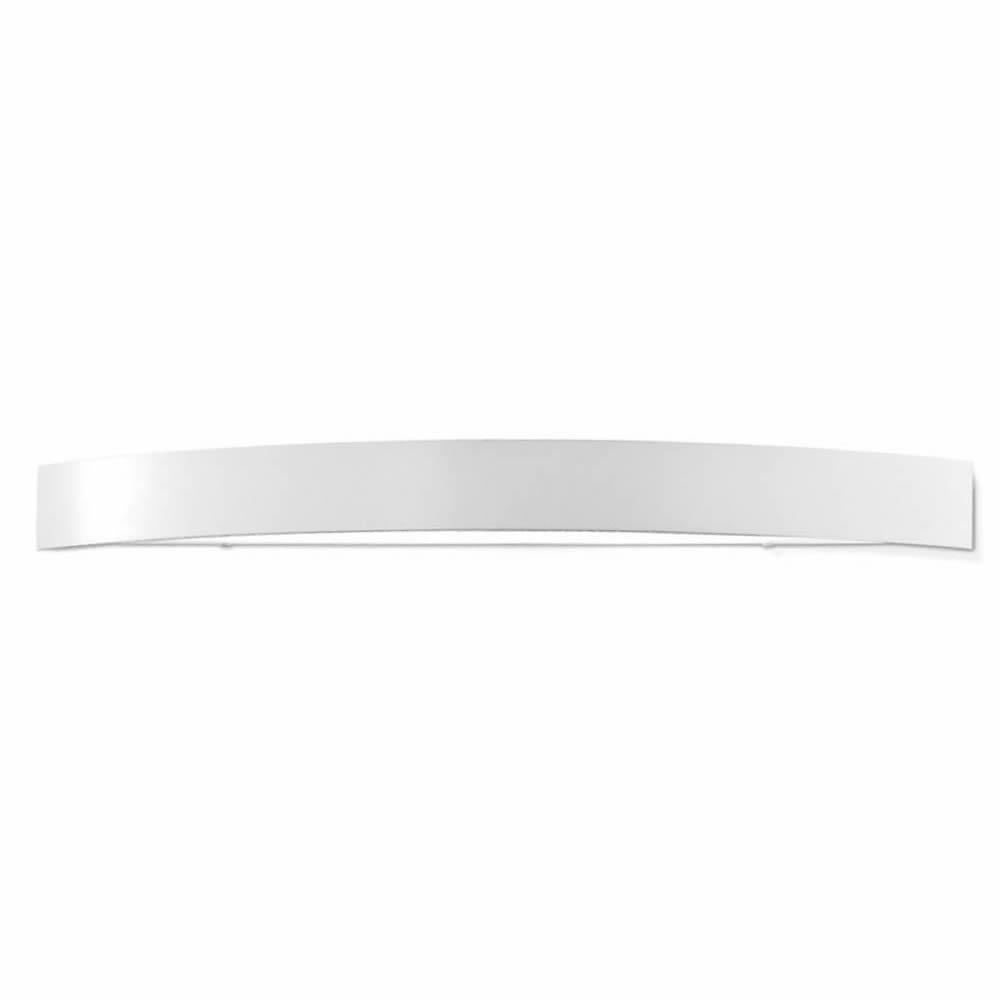 Curvé Wall lamp 88cm 2G11 1x55w Nickel