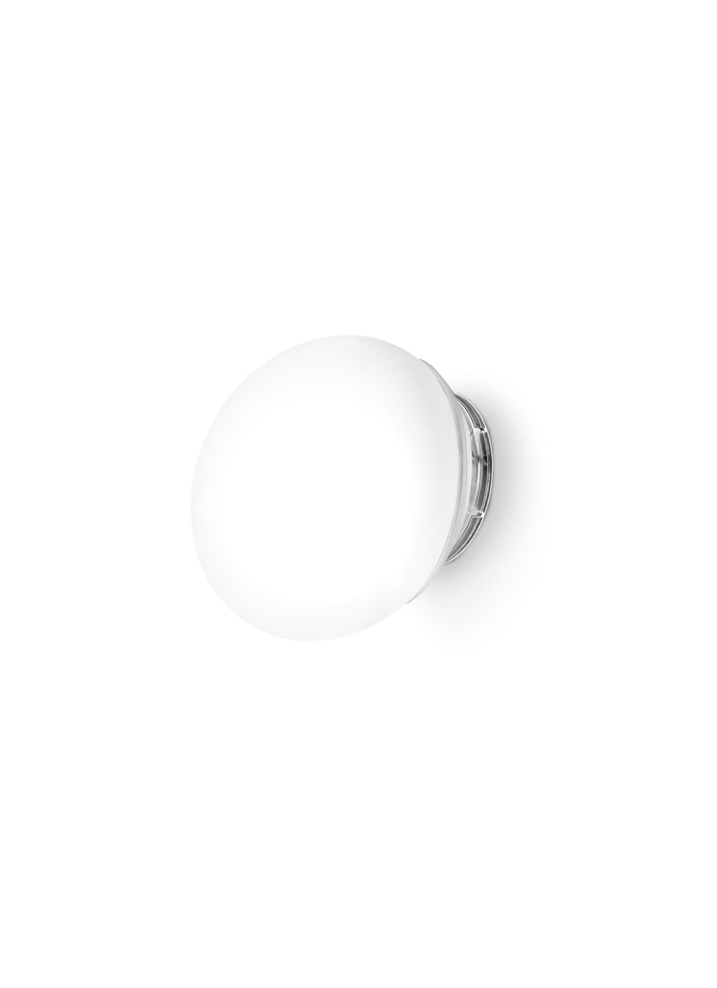 Goccia Wall Ceiling lamp White