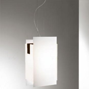 Triad Pendant lamp Small White