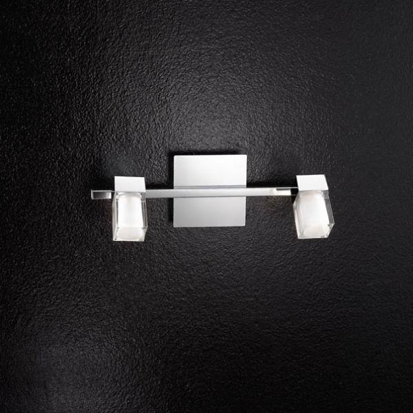 Dry Wall Spotlights Chrome