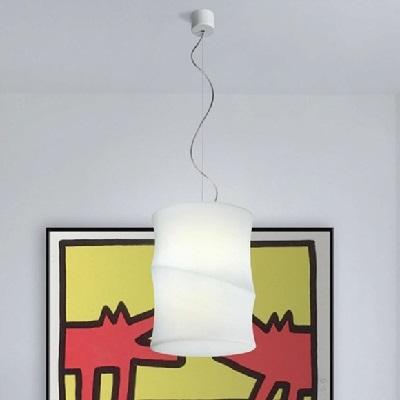 Cloé Exterior Lámpara Colgante Natural