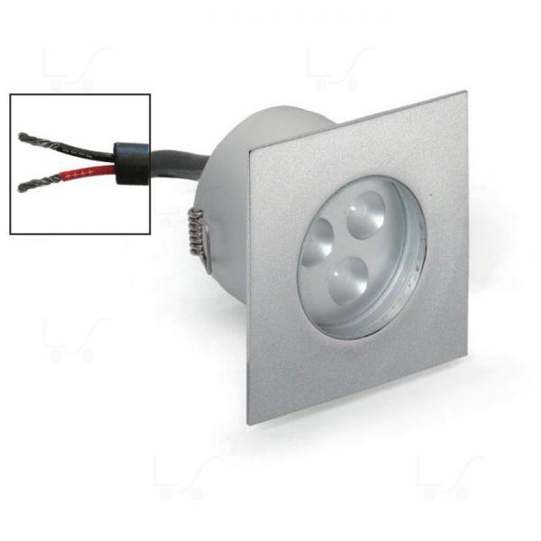 Atinox Rgb LED Lighting Walk Over Floor Spotlight