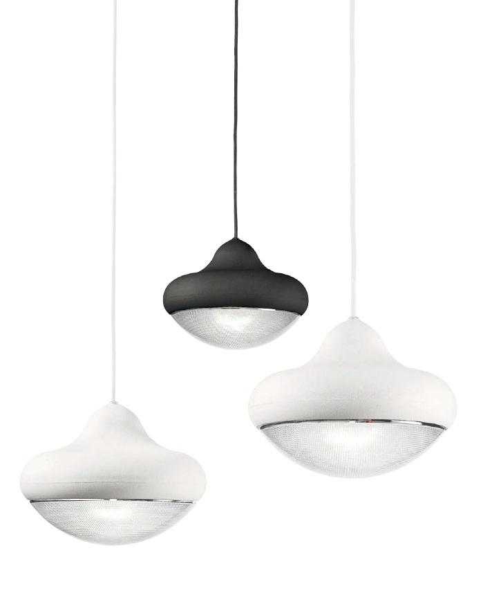 Biniru Pendant Lamp ø19cm LED 7w 3000K white