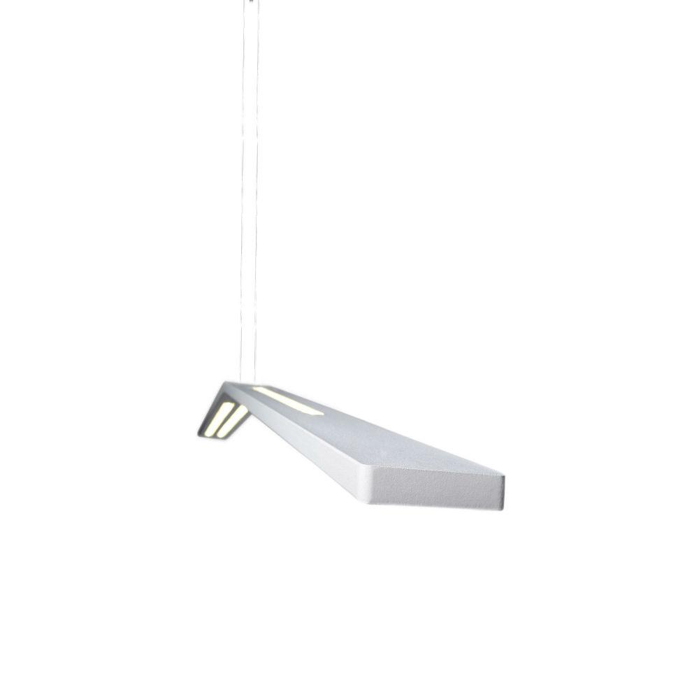 Lama Pendant Lamp 130cm strip LED 38w 3000K white