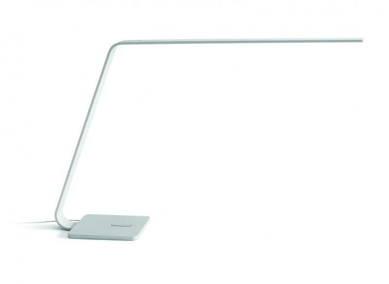 Lama Table Lamp 77cm strip LED 7w 3000K white