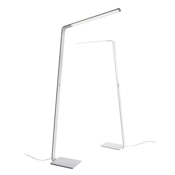 Lama lámpara of Floor Lamp 187cm strip LED 22w 3000K white
