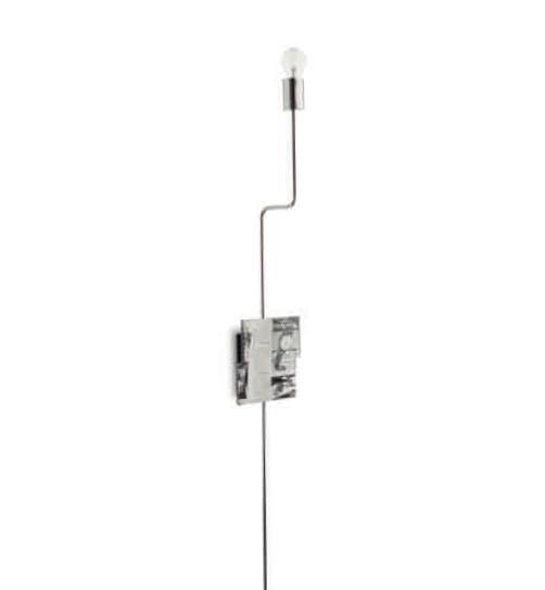 Momaboma Wall Lamp 3xE27 42w Chrome