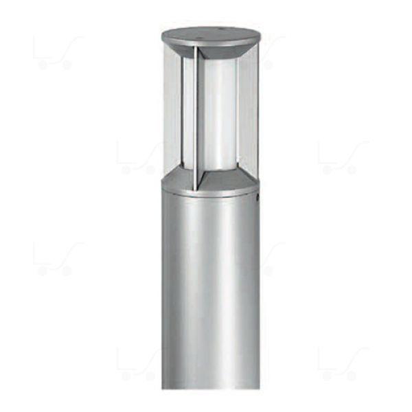 Pilos Jardín Lighting Pole H 1016mm Zirconium gris
