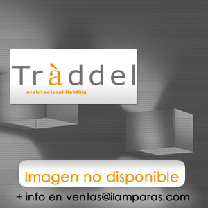Reverse Down M opal Difusor Up/down Light Emission Aluminio Anodizado semi opaque