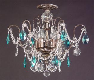 Lámpara de Cristal Lbd0136.5