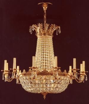 Lámpara de Cristal 0099 18