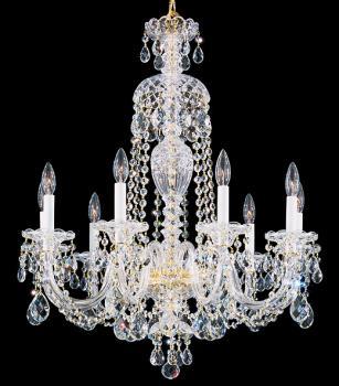 Lámpara de Cristal 0114 8