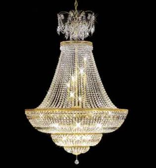Lámpara de Cristal 0129 15