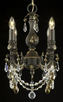Lámpara de Cristal 0134 4