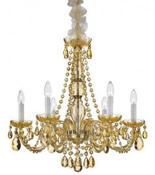 Lámpara de Cristal 0148 6