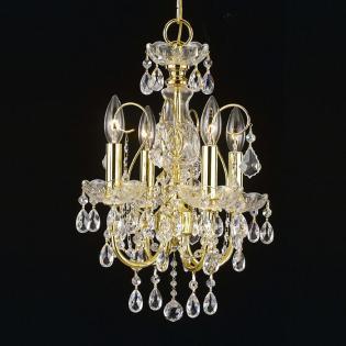 Lámpara de Cristal 0157 4