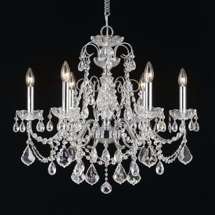 Lámpara de Cristal 0158 6