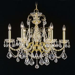 Lámpara de Cristal 0159 6