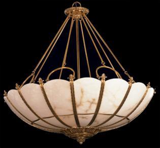 Lámpara de Cristal 1000 8s
