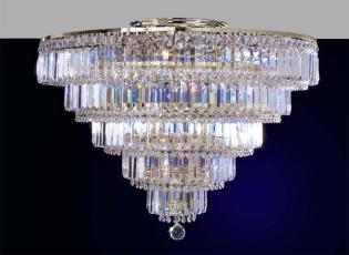 Semi ceiling lamp Glass Lbd3100 12
