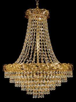 Lámpara de Cristal 655