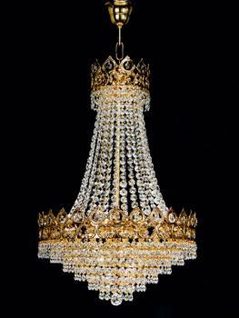 Lámpara de Cristal 800