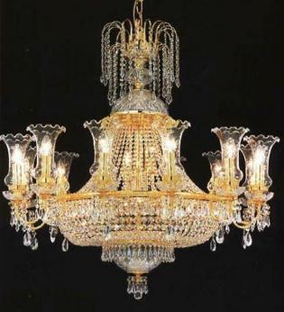 Lámpara de Cristal Dec0033.24
